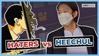 HATERS tienen SU MERECIDO 😈 KIM HEECHUL NO tiene PIEDAD 🔥