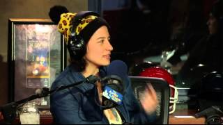 The Artie Lange Show - Abbi Jacobson & Ilana Glazer (in-studio) Part 1