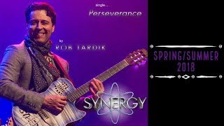 World Fusion Events - Rob Tardik - Perseverance Video - from his SYNERGY Album