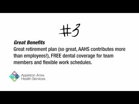 Top 10 Reasons Why Employees Love Working at AAHS...And Why You Will Too.