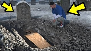 What Happens if Franklin Discovers Brad's Grave?