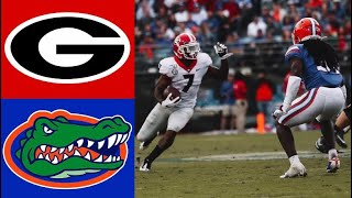 #8 Georgia vs #6 Florida Highlights   NCAAF Week 10   College Football Highlights