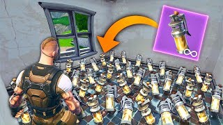 INFINITY STINK BOMBS..!!! | Fortnite Funny and Best Moments Ep.160 (Fortnite Battle Royale)