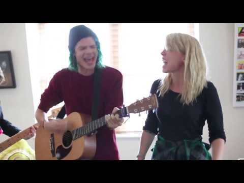 Grouplove - Ways To Go (Acoustic) // The White Noise Session