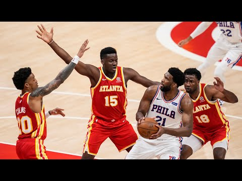 SIXERS vs HAWKS GAME 4   FULL GAME HIGHLIGHTS   2021 NBA PLAYOFFS