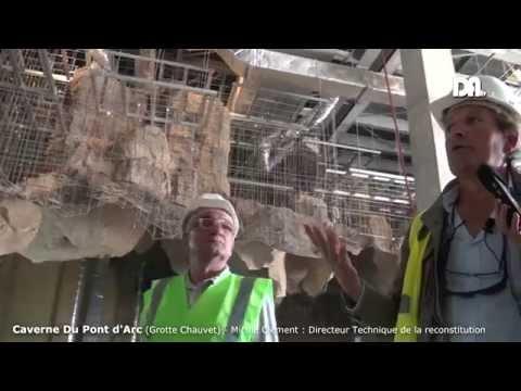 Caverne du Pont d'Arc - Grotte Chauvet Reconstituée