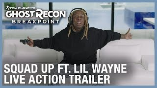 Squad Up with Lil Wayne preview image