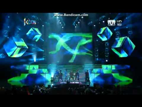 [121014 K-CON] EXO-M - Angel/Into Your World