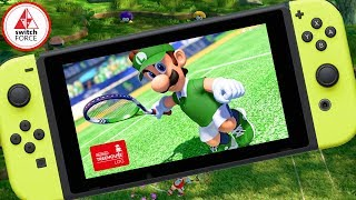 Mario Tennis Aces New Info! Character Classes + Roster