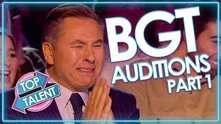 Britain's Got Talent 2019 | Part 1 | Auditions | Top Talent
