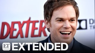 Michael C. Hall Says 'Dexter' Revival Is 'Gonna Be Wild' | EXTENDED