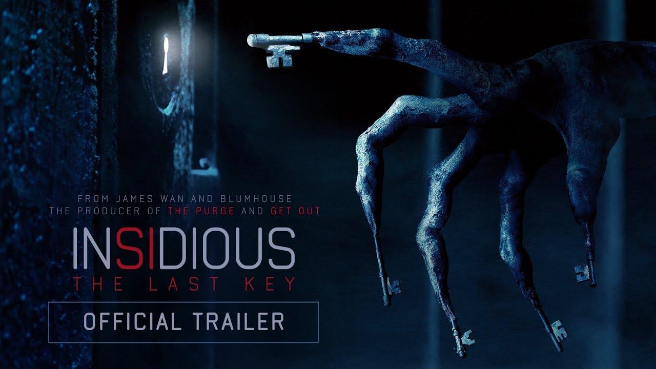 Trailer de Insidious: The Last Key
