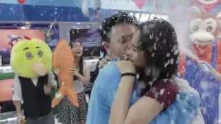 Màn cầu hôn bằng Rap Việt mơ nhất lễ tình nhân 2015