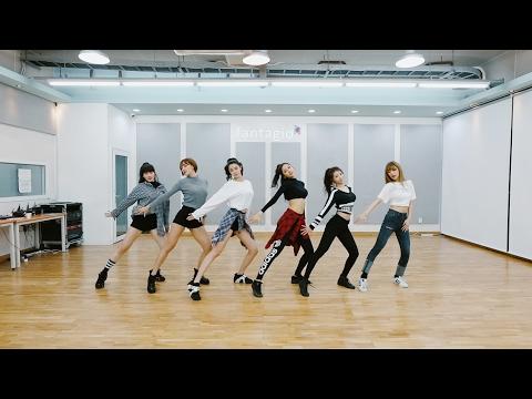 HELLOVENUS 헬로비너스 - 'Mysterious' DANCE PRACTICE