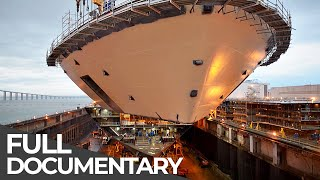 Extreme Constructions: The Meraviglia Cruise Ship | Free Documentary