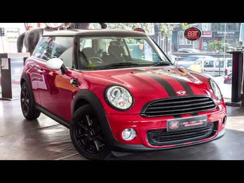Mini Cooper @ Big Boy Toyz