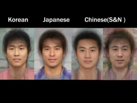 Difference Between Asian Faces 31