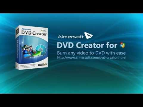 DVD Creator - Best DVD Maker to Convert Video to DVD | Aimersoft