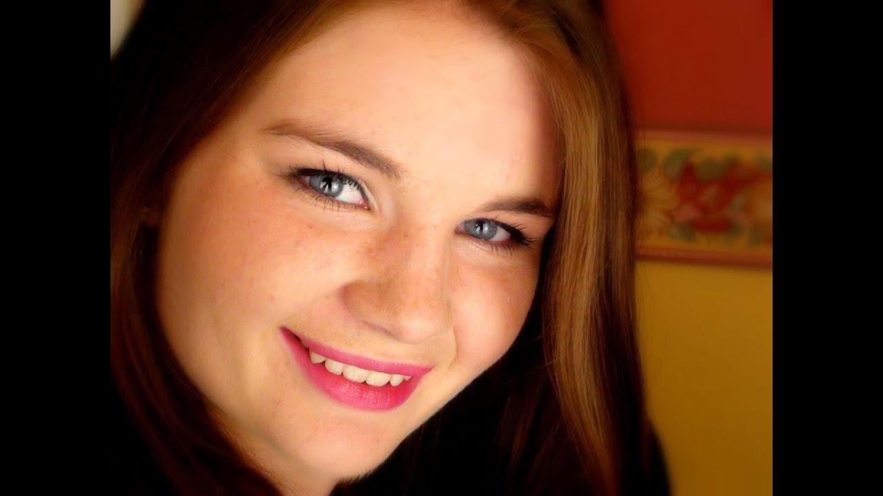 Emma Watson Inspired Makeup Tutorial - YouTube  Emma Watson Ins...