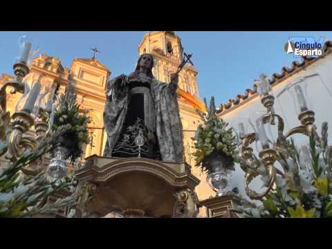 Procesión de Santa María Magdalena del Arahal