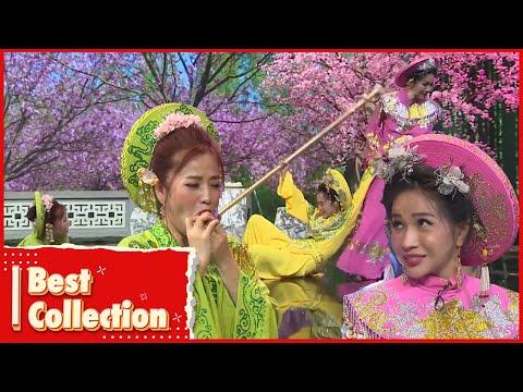 Hội Ngộ Danh Hài Best Collection |Tập 2: Lâm Vỹ Dạ ép Puka ăn chanh, bị Khả Như kéo lê khắp sân khấu