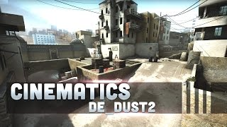 25 CSGO Cinematics [de dust2]