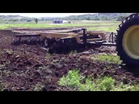 Land Tilling and Land Clearing