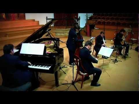 ASTOR PIAZZOLLA-Adiós Nonino-Versus Ensemble