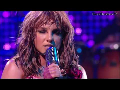 Britney Spears - ...Baby One More Time (Jazz Version) - Onyx Hotel Tour - HD