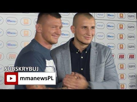 FEN 22: Tomasz Kondraciuk nie będzie już brał pojedynków na ostatnią chwilę