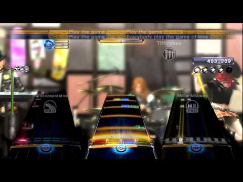 Play the Game by Queen - Full PRO Band FC #332+