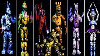 post shift all animatronics extras youtube musicbaby