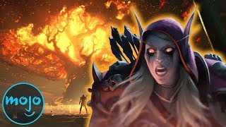 Top 10 Biggest World of Warcraft Events - YouTube