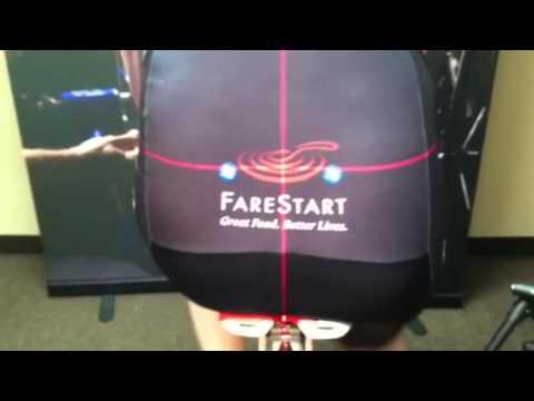 BikeFit ICS 2013 6mm LLD R longer than L + 3mm lift on left: Flat Saddle