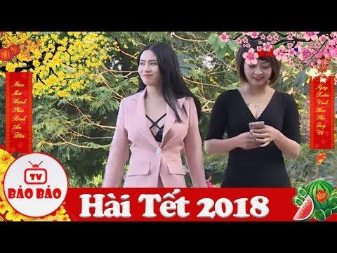 Hài tết 2018 | Tán hai em xinh | Phim hài tết mới nhất 2018