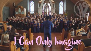 """""""I Can Only Imagine"""" by MercyMe - cover by One Voice Children's Choir"""