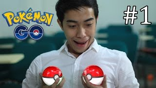 Pokemon GO | Tập 1 | Ngày Khởi Hành Của CrisDevilGamer