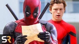 4 Ways Deadpool Could Enter The Marvel Movie Universe