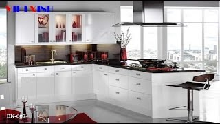 Bếp xinh, Tủ bếp xinh, Mẫu tủ bếp đẹp , mau tu bep , mẫu tủ bếp Acrynic
