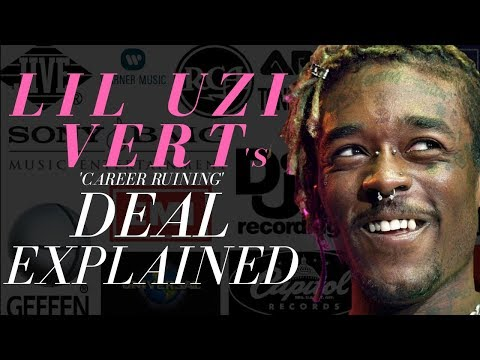 Lil Uzi Vert's 'Career Ruining' Deal Explained