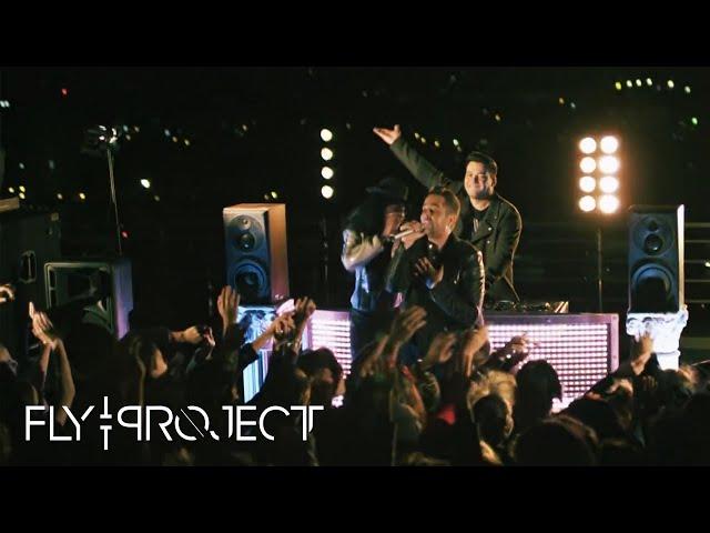 Fly Project - Toca Toca (Odd Remix Edit - VJ Tony Video Edit)