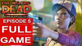 THE WALKING DEAD Season 3 EPISODE 5 Gameplay Walkthrough Part 1 [1080p] No Commentary