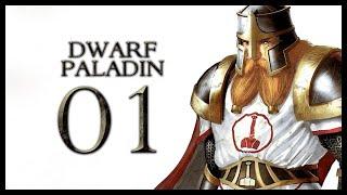 Phantasy Calradia Dwarf Paladin Part 1 (Class Showcase - Warband Mod)