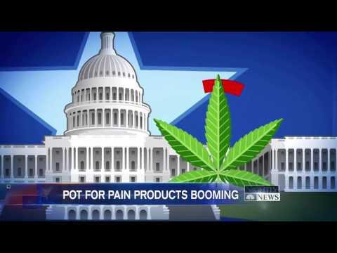 NBC Sarah Stanley Medical Marajuana NBC Nightly News