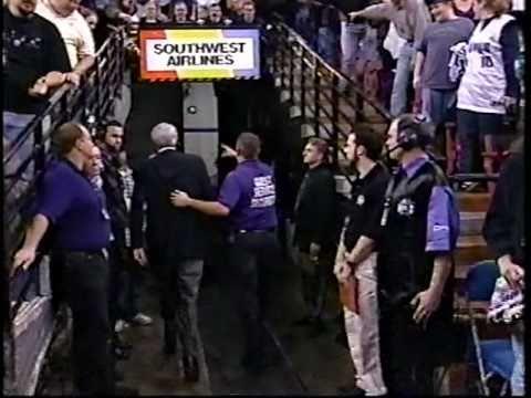 Jerry Sloan vs. Courtney Kirkland 1/28/03