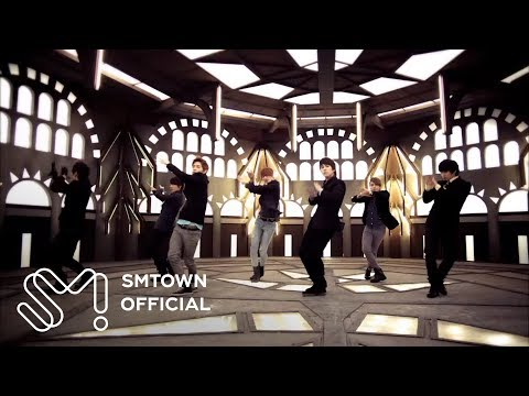 SUPER JUNIOR-M 슈퍼주니어-M '太完美 (태완미; Perfection)' MV Chinese Ver.