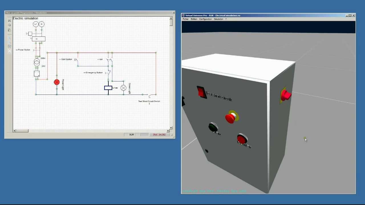 Online Electronic Circuit Simulator Electrical Blog