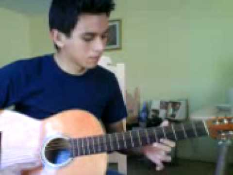 punteo de titanic en guitarra acustica