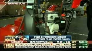 Todd Teske on Fox Business News with Jeff Block - Segment 1