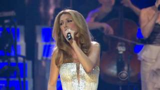 Celine Dion - Because You Loved Me [Official Live Video] HD
